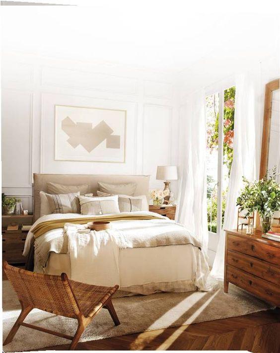 Dormitorios Clasicos Blancos
