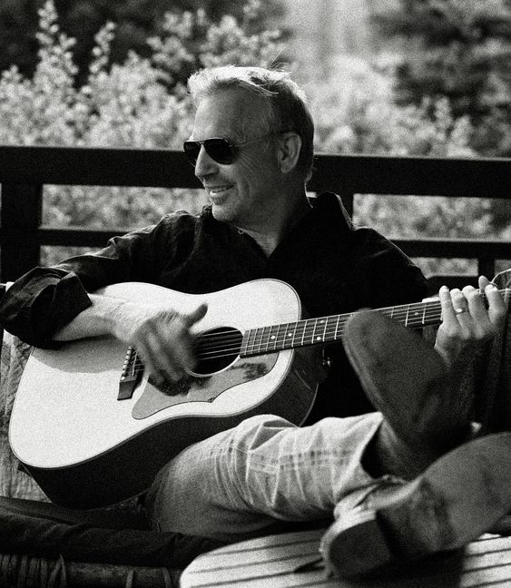 Kevin Costner--handsome in sunglasses ~ didn't realize I had 2 boards on Shades so moved this to the main board.