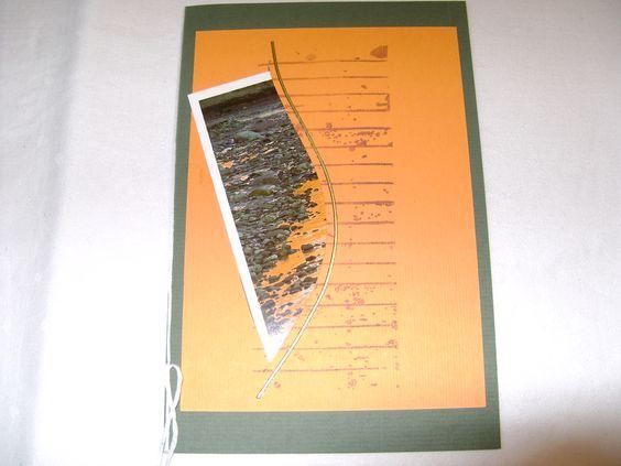 Stempel- und Motivkarte