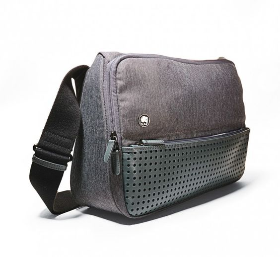 Evernote Triangle Commuter Bag By Abrasus