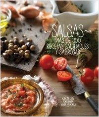 SALSAS. Karin Leiz. Libros Cúpula. 240 pp. 19 x 22 cm. Rústica sin solapas. Español. ISBN: 978-84-480-0890-1. PVP: 19.95 €.