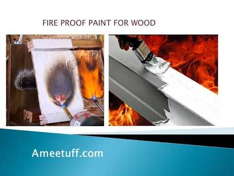 Fire Proof Paint For Wood Fire Proof Paint For Steel Fire Retardant Coating For Electrical Cable Painting On Wood Painting Wood