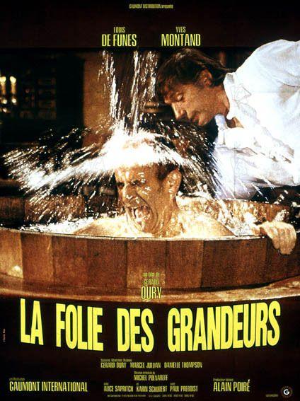 La folie des grandeurs (1971) ❣