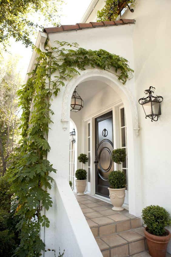 Attractive Beautiful Front Porch