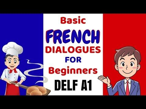 239 Dialogues En Francais French Conversations Learn French Basic French Dialogues And Conversation For Beginners Delf A1 Speaking Exam Youtube Learn French Why Learn French French Language Learning