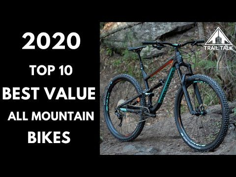 2020 Top 10 Best Value All Mountain Bikes Buyers Guide All