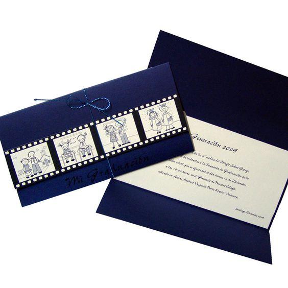 pin tarjetas originales de invitacion para graduacion wallpapers