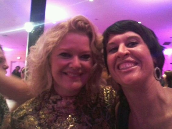 Lovely Mary Rector Gable The Creator Of Behind The Chair Magazine And Myself