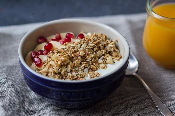 Fruchtige Granola via lunchforone.de