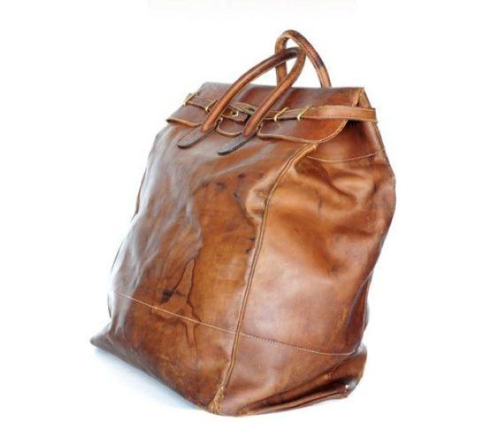 1930s Gucci travel bag