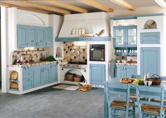 Francese casa idee di campagna decorazione per la decorazione ...