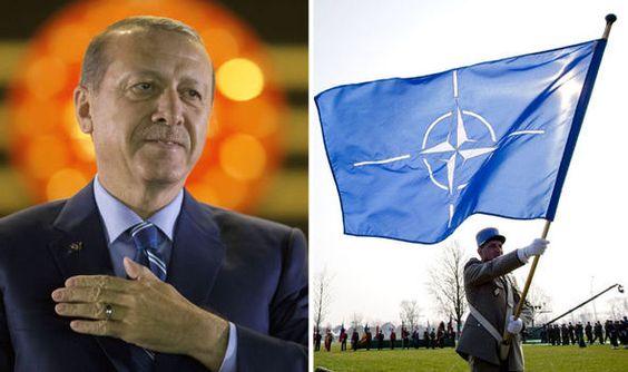 Turkeys NATO membership in NO DOUBT after Erdogan praises Putin panicked alliance claims