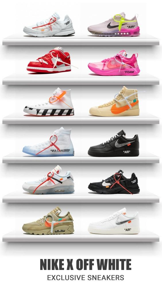 Buy original Nike Off-White Air Presto