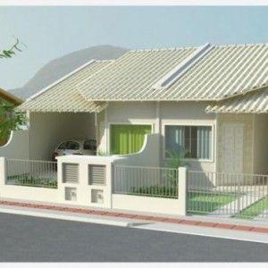 Fachadas de casas geminadas e modernas fotos for Casa de modelos