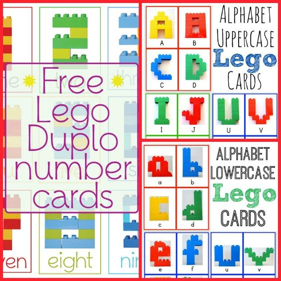Cover Letter For Lego: 15 Learning Activities With LEGO DUPLO