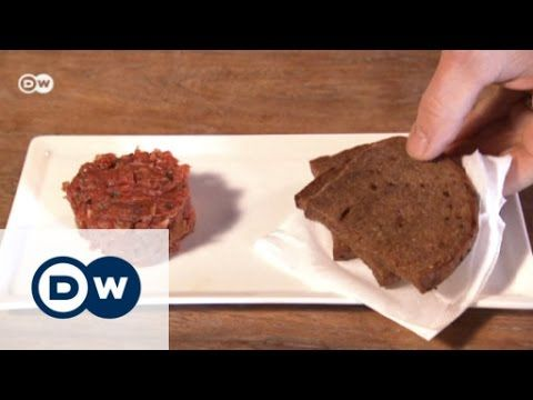 Steak tartare in the Czech Republic | Euromaxx - YouTube