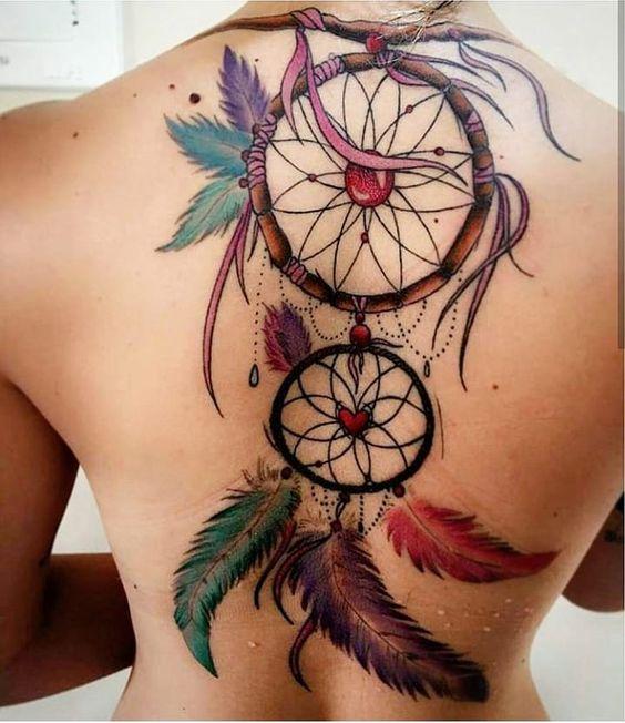 Tatuagens De Filtro Dos Sonhos Modelos E Significado