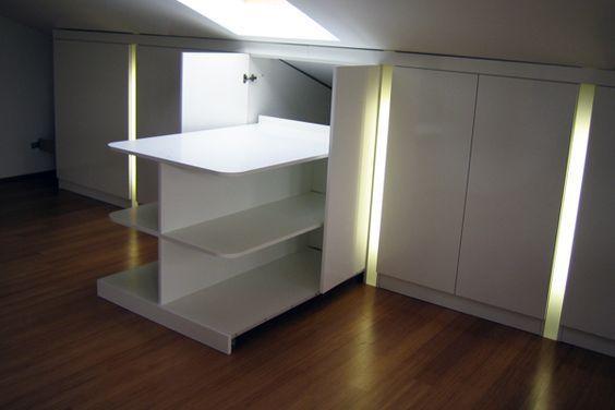 Regal Fur Dachschrage Regal Dachschrage Schrank Dachschrage Dachboden Schlafzimmer Ideen