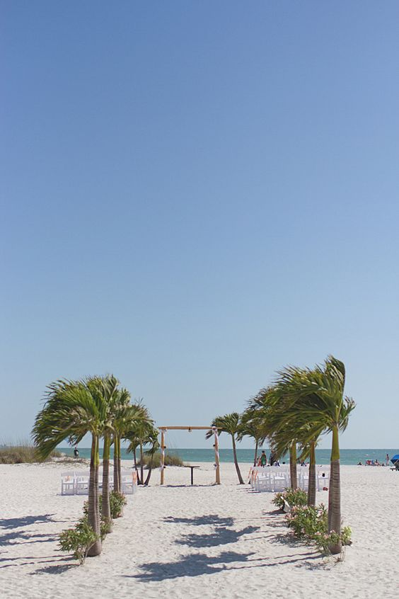 beach..