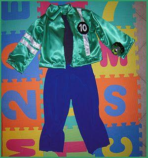 Costume Ben 10 fai da te: Fai And Te, Birthday Fun, 10 Fai, I 10, Del Topastro, Baby Costume