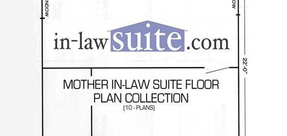 Mothers home and in laws on pinterest for Mother in law suite floor plans