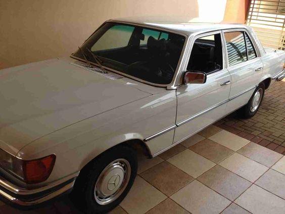 MERCEDES-BENZ 280 S 1975 a venda - carros antigos