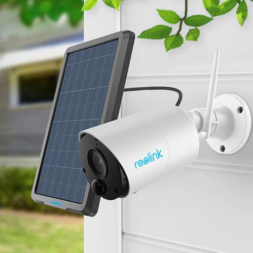 Reolink IP Wireless Security Camera 1080P Outdoor PIR Battery Powered Argus Eco