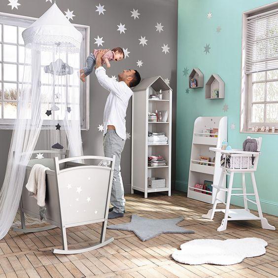 Paletas de colores para habitacion de bebe, colores para el ...
