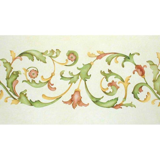 Stains studios and the o 39 jays on pinterest for Classic border design
