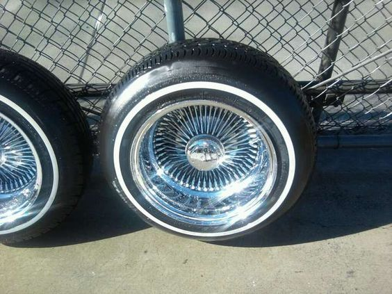 Lowrider Rims And Tires >> Pin By J L S On Roundz Pinterest Wheels