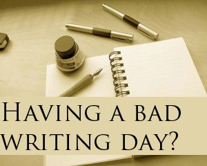 What to do with writer's block? HELP!?