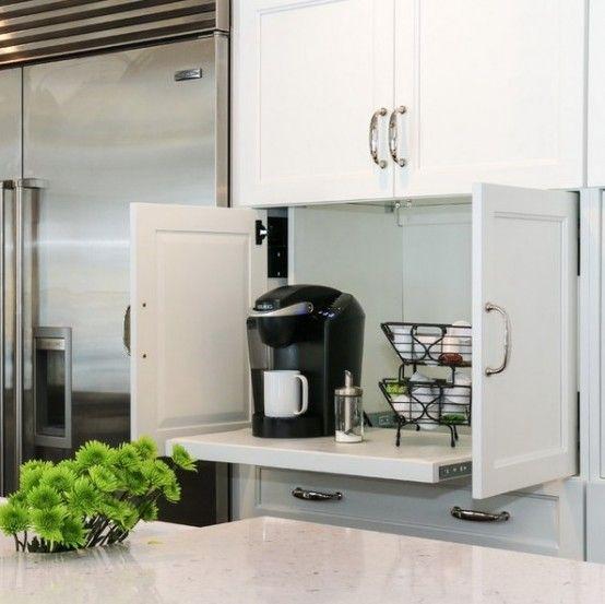 38 espaces intelligents Concealed Storage | DigsDigs
