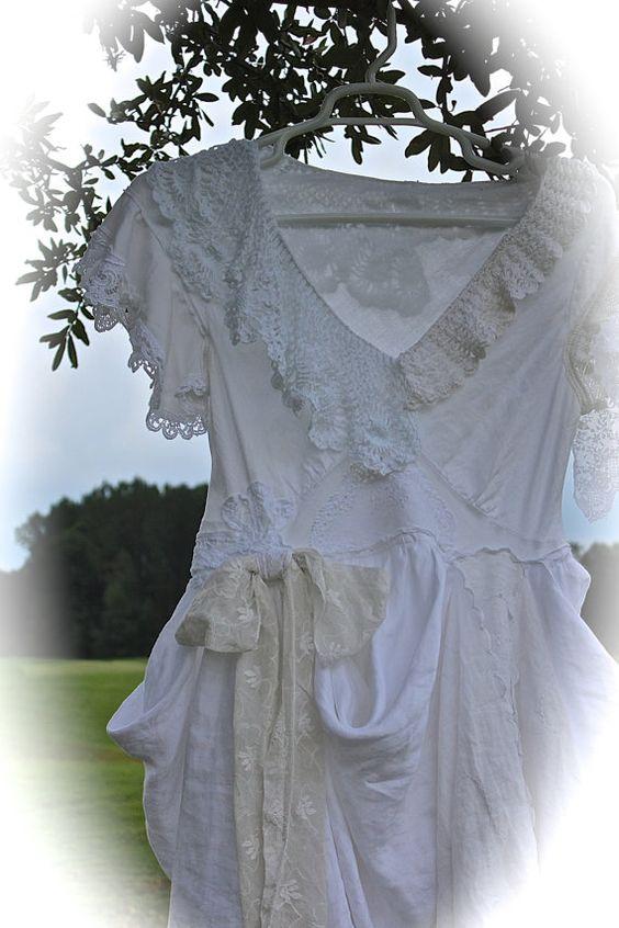 AngelHeart bien-aimé ancêtres Alternative mariage robe par IzzyRoo