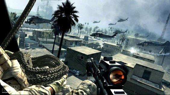 """Advergame de Amnistia Internacional para Modern Warfare 3  - Visto en: """"La publicidad en videojuegos no molesta si se hace bien"""" - AdverGaming.Info"""