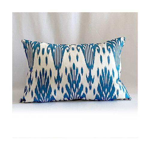 Dawn Dobbins The Aquarius Cotton Suzani Pillow A Jpg In 2020 Suzani Pillows Throw Pillows