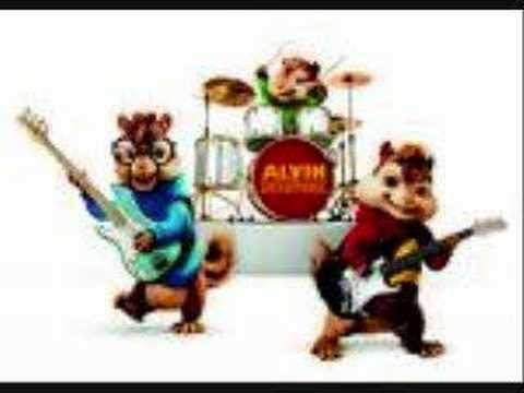 We Will Rock You And We Are The Champions Chipmunk Style