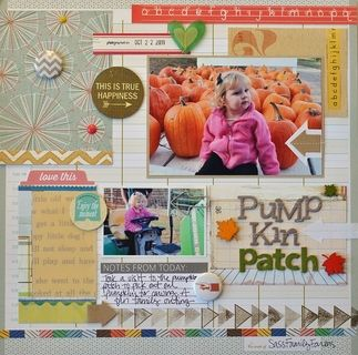 {pumpkin patch} SC Yearbook by jenrn at Studio Calico