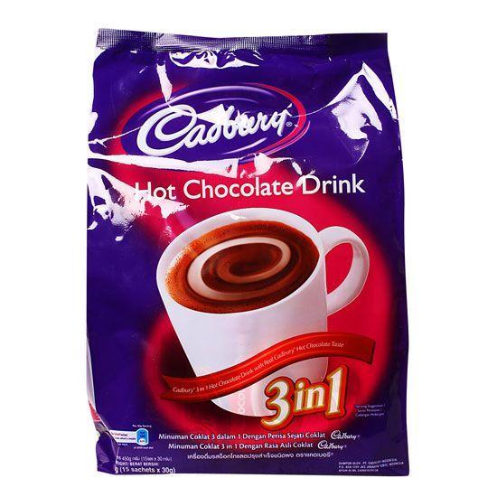 Cadbury Hot Chocolate Drink Cadbury Dairy Milk Chocolate