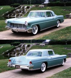 Lincoln Continental Mark II 1957.