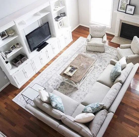 80 Most Popular Living Room Decor Ideas Trends On Pinterest You Can T Miss Ou Living Room Design Layout Living Room Furniture Layout Large Living Room Design