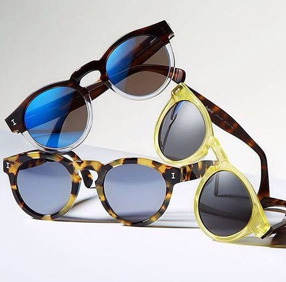 SHADY SHADES: Our Leonard frames, a signature piece from Illesteva, have one of those designs that works extremely well on just about anyone who puts it on, be it a man or a woman. Click for the frames at shadesoriginators.com bit.ly/1smN1Hd