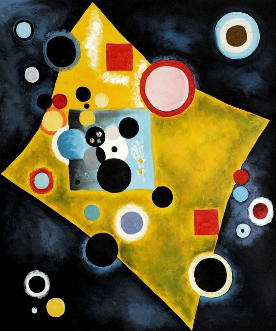 wassily kandinsky   ... wassily kandinsky wassily kandinsky a painter who born on 16 december