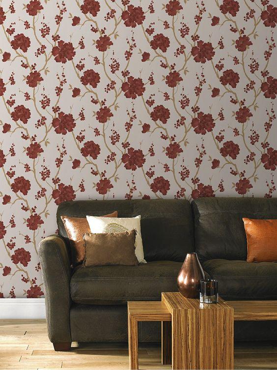 Laurence Llewelyn Bowen Love Letter Wallpaper Designer