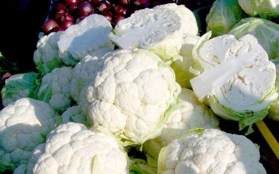 Heimische Superfoods: Blumenkohl