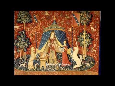 A Dama e o Unicórnio - Tapeçarias medievais