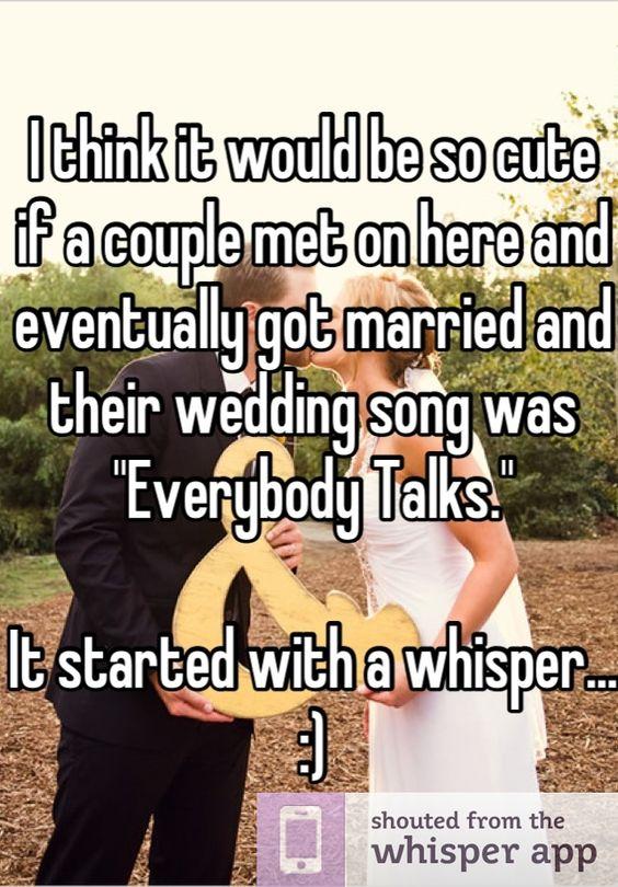 Wedding Songs Couple And Met On Pinterest