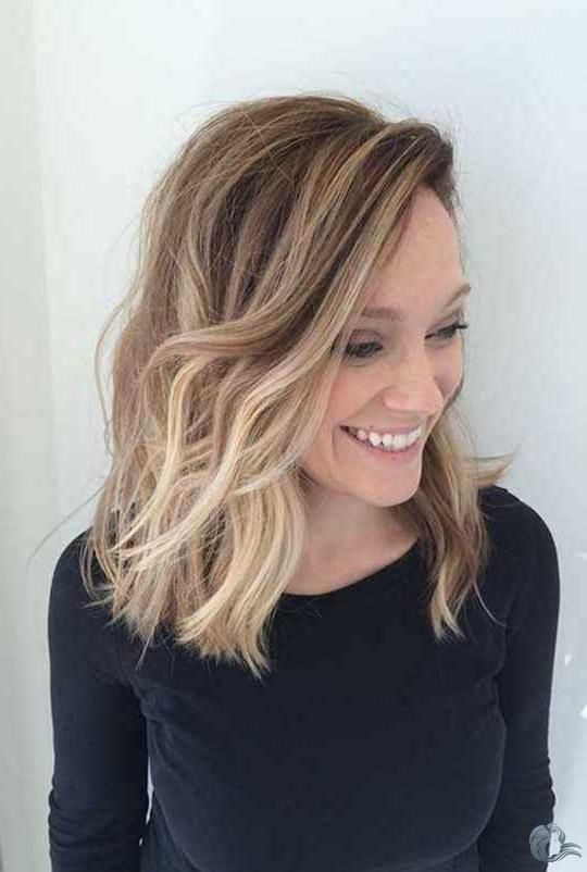 30 Blonde Long Bob Haar 2020 Frisuren Blond Halblang Bob