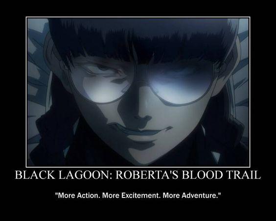 [Black Lagoon: Roberta's Blood Trail]