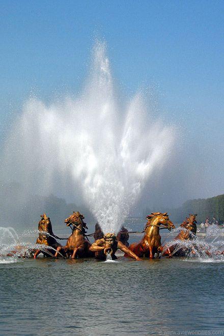 Apollo Fountain, Versailles