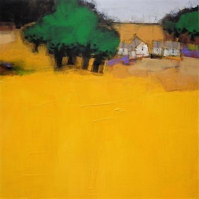 'Mango' by Roger Lane. Acrylic on Canvas.